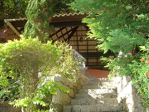 Pátio Bela Vista - Áreas Comuns - Pousada Villa Friuli Residence